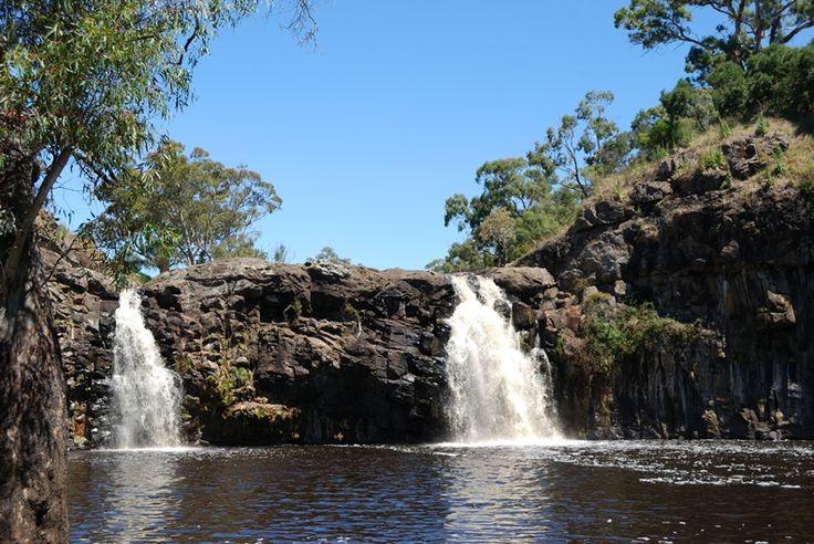 Victorian Waterfalls
