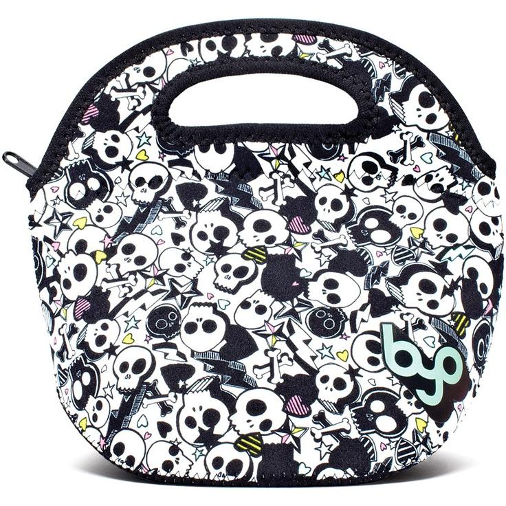 Lancheira Térmica Express Lunch Bag Love & Bones  http://www.submarino.com.br/produto/110578751/lancheira-termica-express-lunch-bag-love-e-bones-built-ny?WT.mc_id=ATG_product_110578751_ev=click#