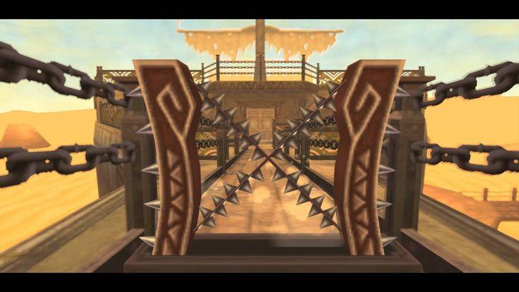The legend of Zelda: Skyward Sword -  Scervo battle