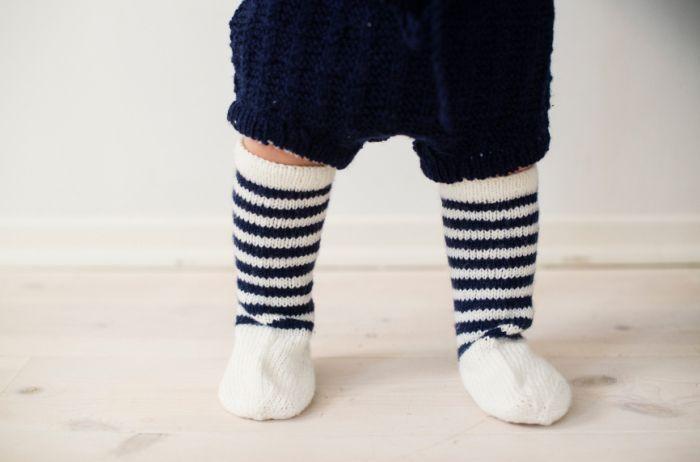 #babysocks #knit