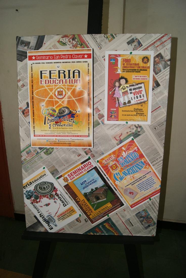 Retrospectiva afiches SSPC