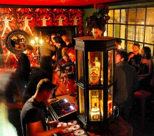 Canary Gin Bar- Bath
