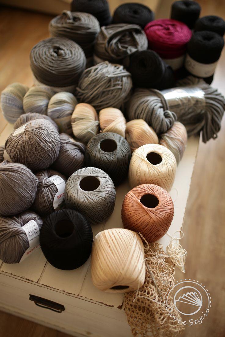 Crochet & knitting stuff ;)