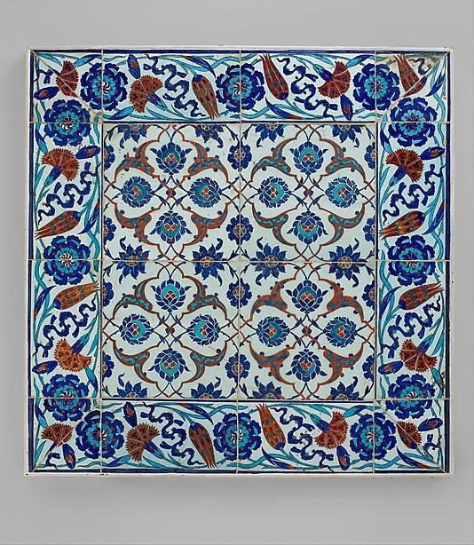 Tile Panel #çinipano