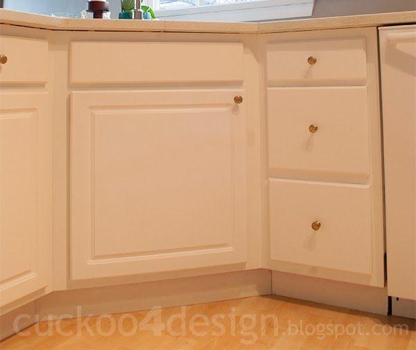Paint Laminate Kitchen Cabinets: 97 Best Kitchen Cabinet Ideas Images On Pinterest
