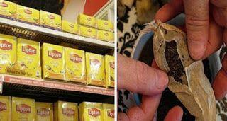 ΚΟΝΤΑ ΣΑΣ: Προσοχη – ΠΕΤΑΞΤΕ ΤΑ ΤΩΡΑ: Φακελάκια με τσάι γεμάτ...