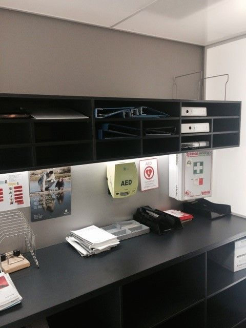 New Shelving supplied and installed