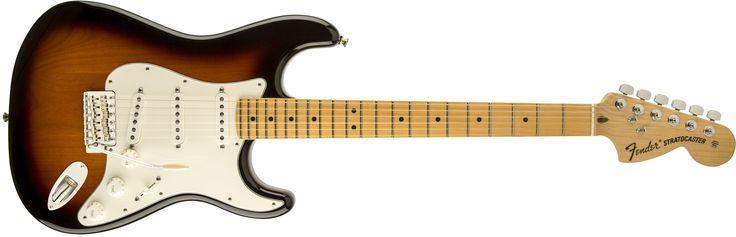 Fender American Special Stratocaster® 2 Tone Sunburst