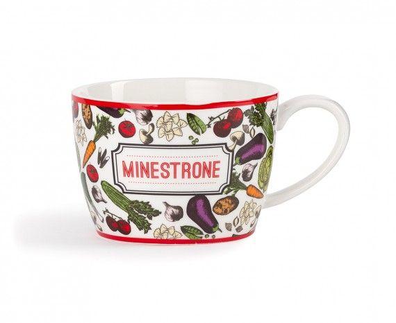 Tasse à soupe Minestrone