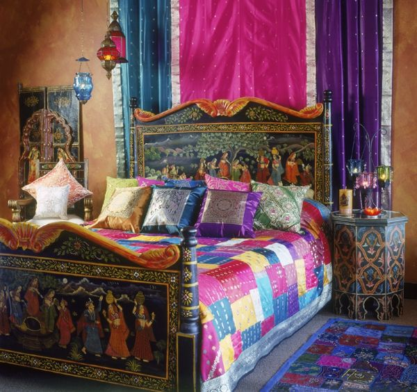 die besten 17 ideen zu orientalisches schlafzimmer auf. Black Bedroom Furniture Sets. Home Design Ideas