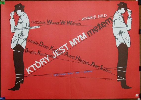 Der Doppelgänger  East Germany 1985 film by Werner by artwardrobe