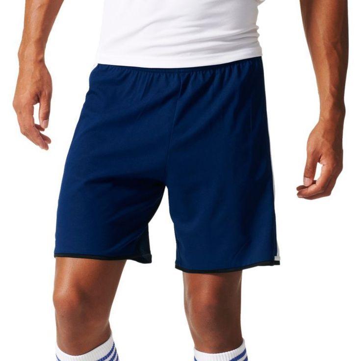 adidas Men's Condivo 16 Soccer Shorts, Size: Small, Blue