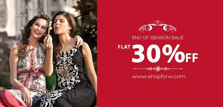 Look stunning this #summer and get the #bestdiscounts here at #W! Avail the #Sale at www.shopforw.com