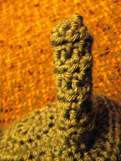 Ravelry: Slug Monster Toque pattern by Annie Penny