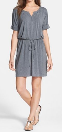 Cute every day summer dress - on sale for $35 http://rstyle.me/n/kt8ernyg6