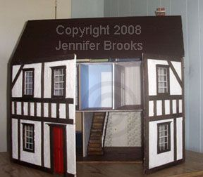 724 best Barbie house plans images on Pinterest | Dollhouse ideas ...