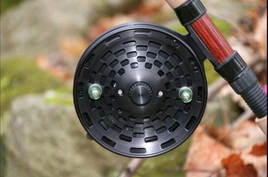 Ber Float Reels. Black beauty.