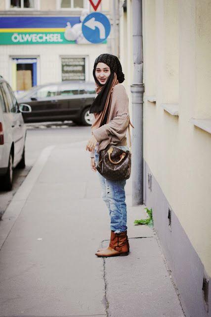 Fashion Gaya Jalanan Dian Pelangi | Dian Pelangi