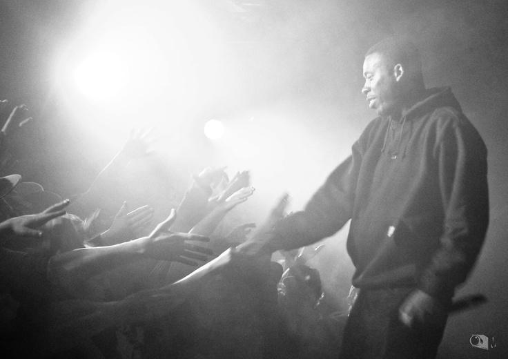GZA / Wu-Tang Clan 2011 New Zealand - Photo Credit - Michael Farr