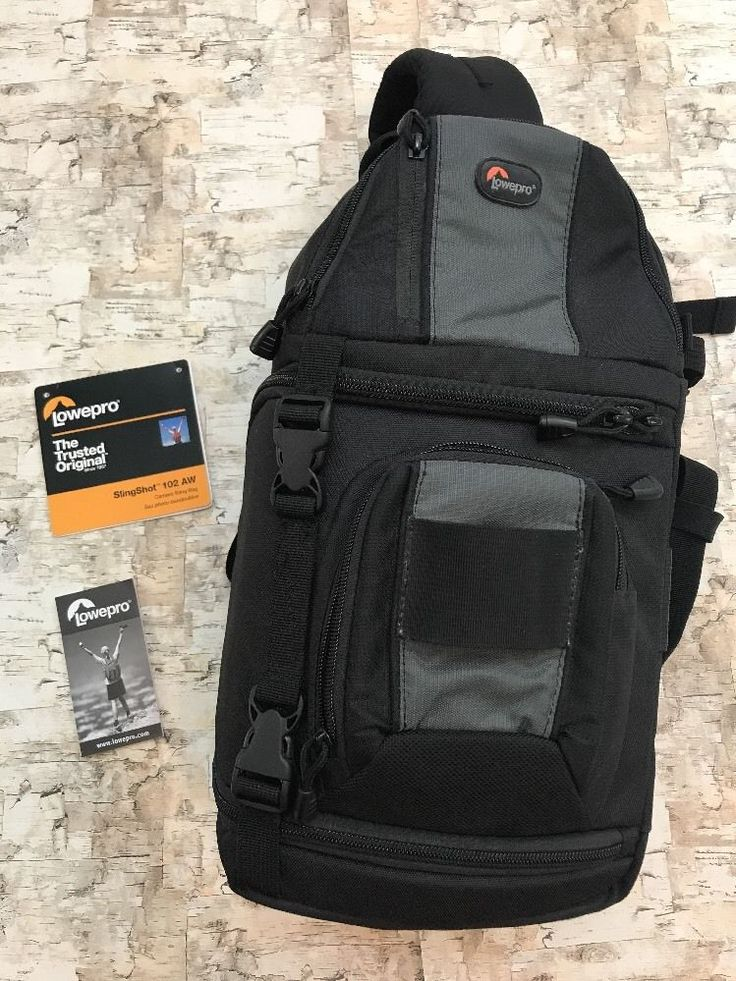 Lowepro Camera Bag - Slingshot 102AW Camera Bag  | eBay