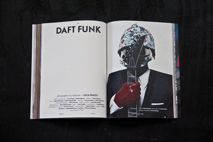 Fucking Young Magazine FUTURE + Luca Finotti