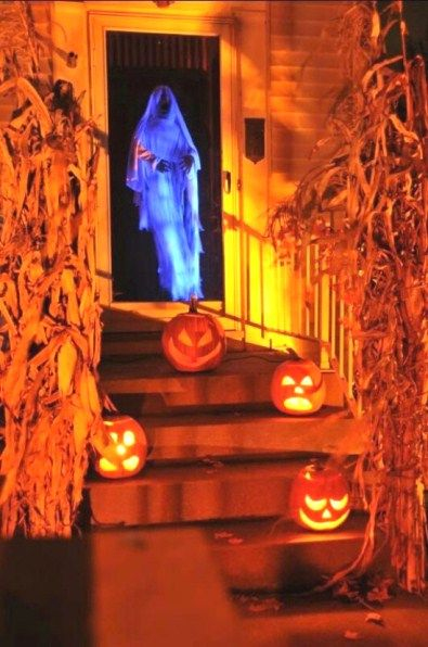 indoor and outdoor halloween decoration ideas