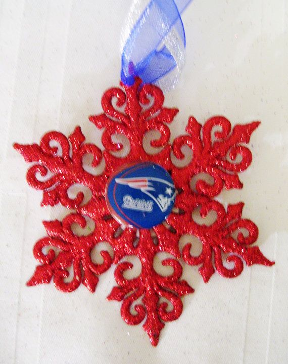 New England PATRIOTS Football Fans Christmas by ZZsTeamTime