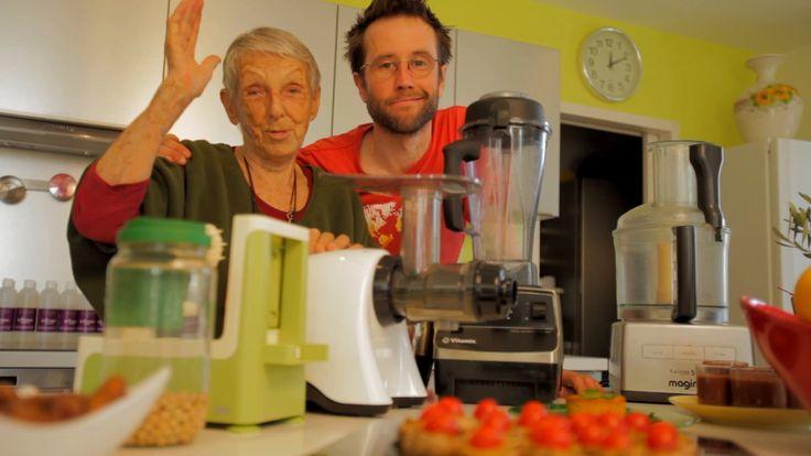 Irène Grosjean : recettes végétales crues #2 / raw food recipes #2