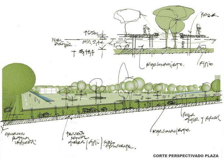 Galer a de se construir el parque urbano m s grande de la - Paisajismo urbano ...