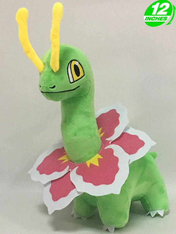 12 Meganium Plush Pokemon Anime Stuffed Animal