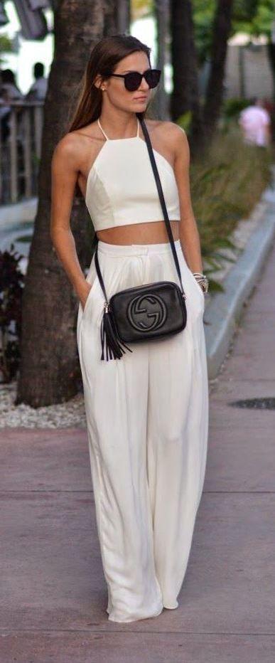 perfect white set