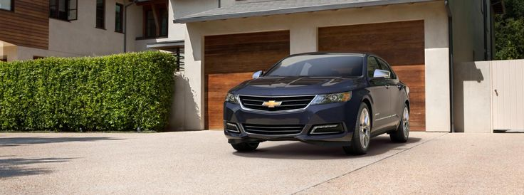 2015 Impala: Full Size Cars - Full Size Sedans | Chevrolet