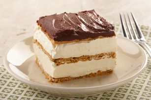"Graham Cracker Eclair ""Cake"" recipe"