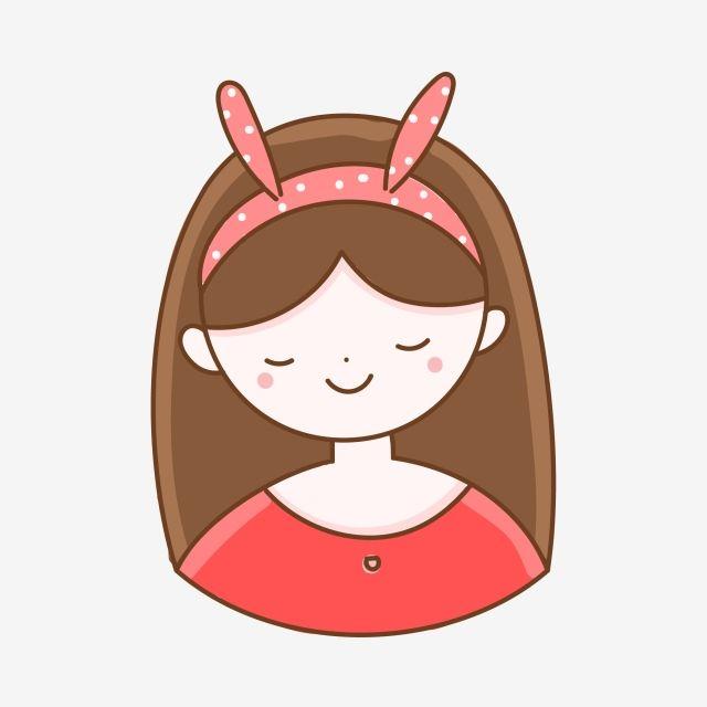 رسمت باليد الكرتون لطيف فتاة الشعر الطويل فتاة فتاة في سن المراهقة جميل Png صورة للتحميل مجانا Cartoon Illustration Illustration Girl Cartoons Vector