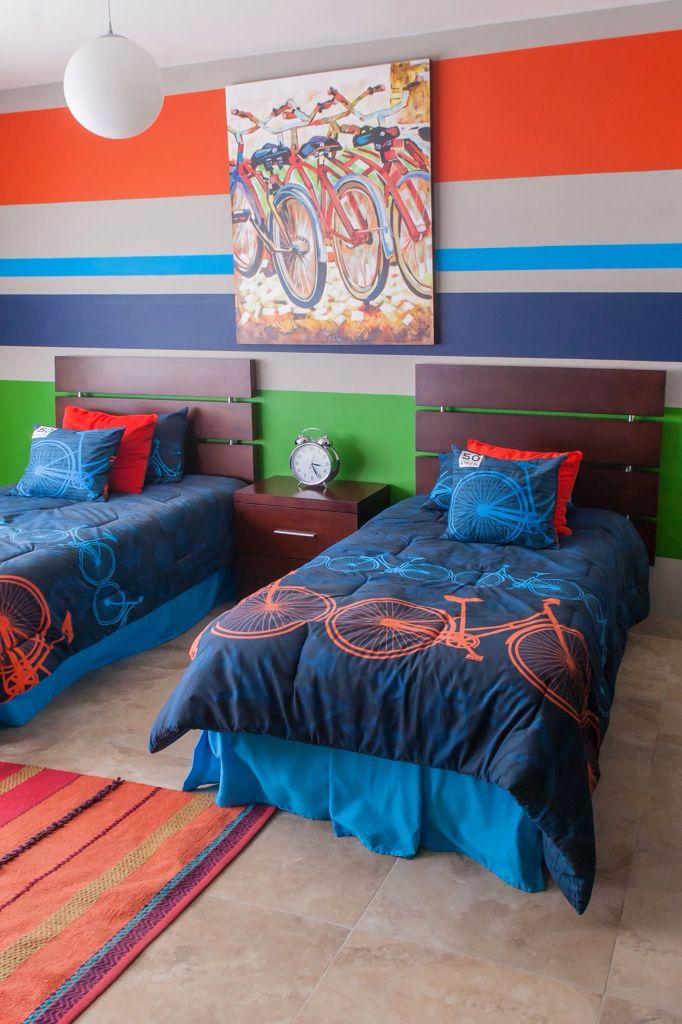 Las 25 mejores ideas sobre camas gemelas en pinterest - Camas para chicos ...