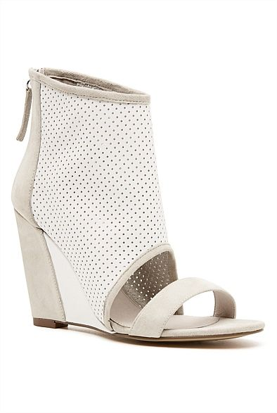 Kayla Perforated Boot