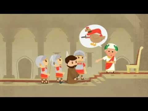 ▶ The History of St Valentine's Day - YouTube