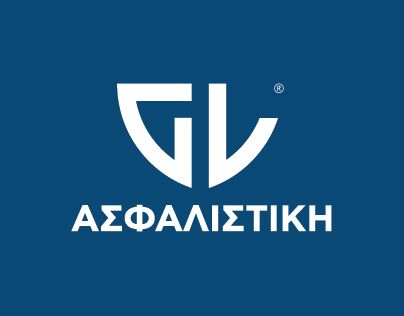 "Check out new work on my @Behance portfolio: ""GL Ασφαλιστική 