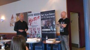 Terror Tree review David Moody and Wayne Simmons Live.