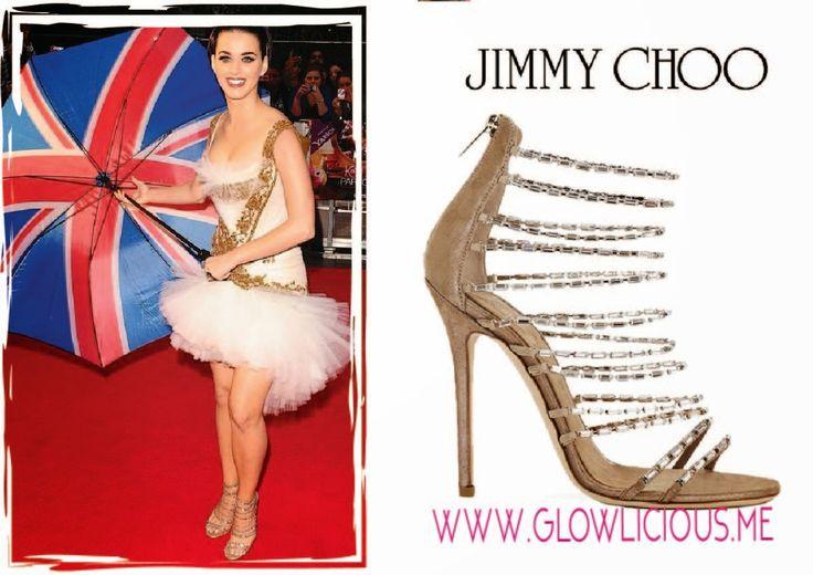 #SpottedOnCeleb #CelebrityStyle #KatyPerry #JimmyChoo #JimmyChooShoes #Style