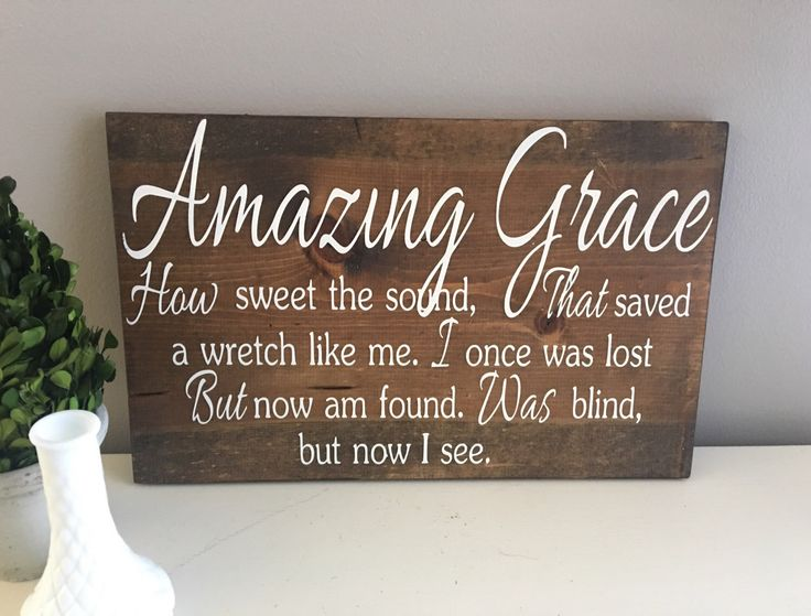 Amazing Grace Wall Decor 141 best the one with grant park designs images on pinterest