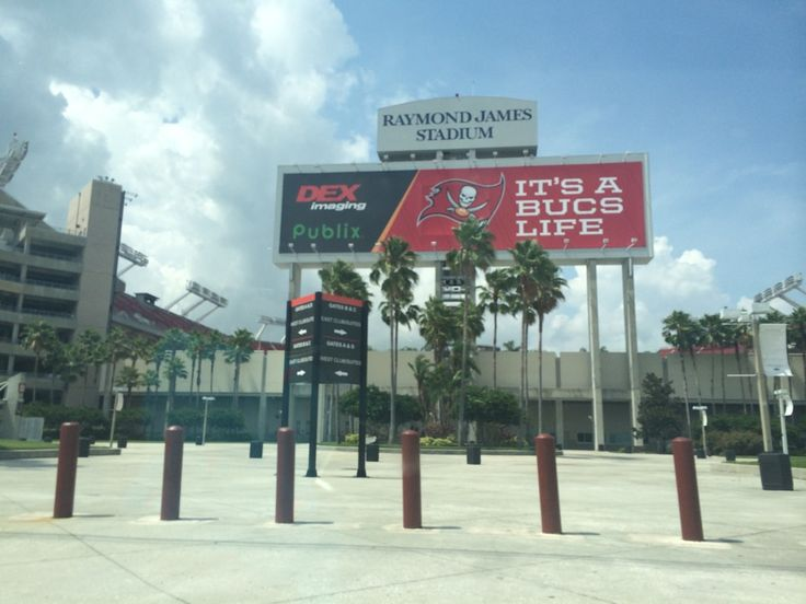 Raymond James Stadium in Tampa, FLalready been here!!! goin back soon good games good crowd