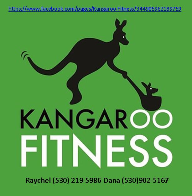 Kangaroo-Fitness  -  Fun Fitness for new Moms in Davis, Ca