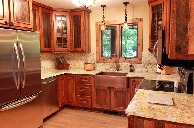 59 best images about a roughing it kitchen on pinterest for Kitchen cabinets made from recycled materials