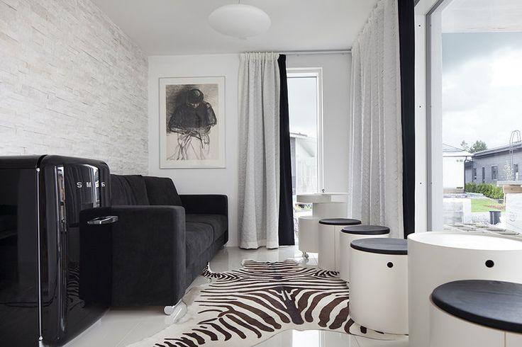Lammi-Kivitalo Villa Ilon tilava pukeutumishuone, lisää ideoita www.lammi-kivitalot.fi