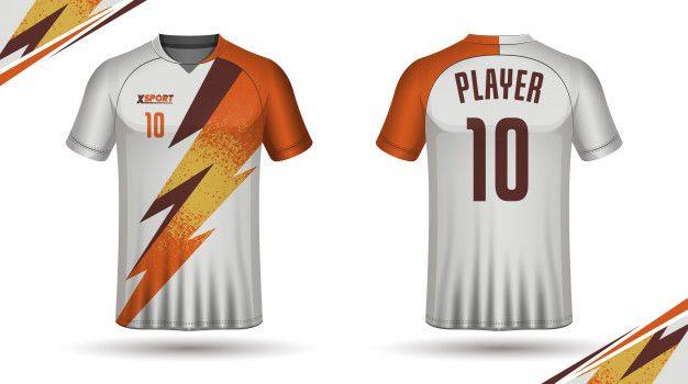 Download Soccer Jersey Template Sport T Shirt Design Sports Tshirt Designs Soccer Jersey Sport T Shirt