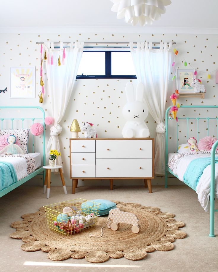 2275 best GIRLS | bedroom ideas images on Pinterest | Nursery, Kid ...