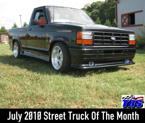 Small Ford Truck: 1990 Ford Ranger GT