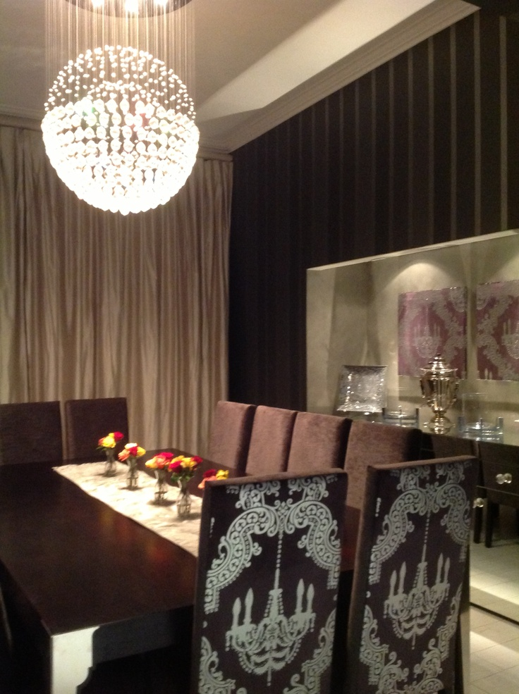 Bryanston Dining Room
