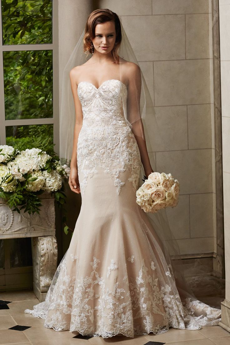 Wtoo Brides Cosette Gown Style 14519 (Front View)